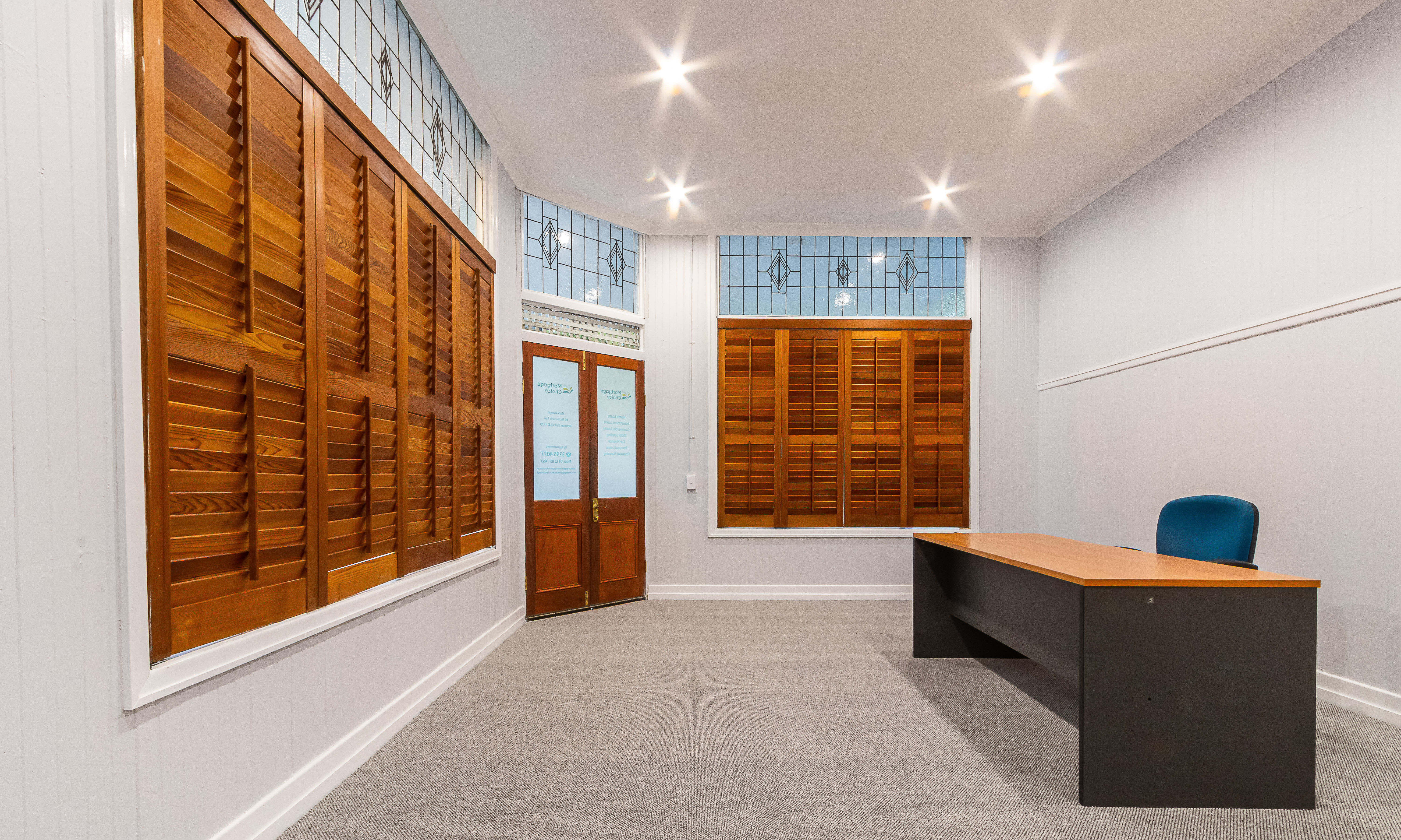 Norman Park Project 3 - Office