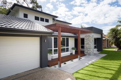 Wisteria Crescent, Mt Gravatt East home renovation