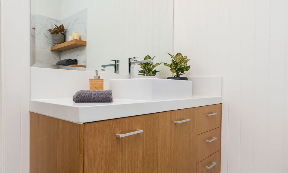 Kitchen & Bathroom Renovation Geelong Avenue, Holland Park