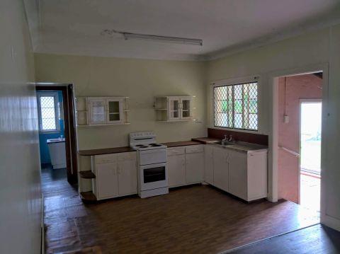 Kitchen Before Morningside