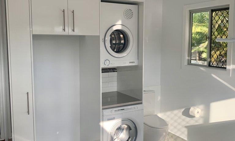 Laundry renovation Zillmere