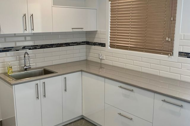 Laundry renovation Zillmere