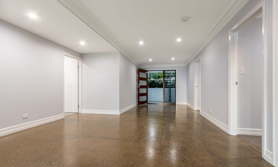 Norman Park Project 3 - Rumpus and Polished Concrete