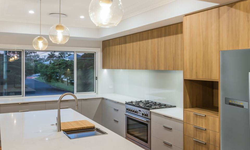 Norman Park Project 3 - Kitchen and Lighting