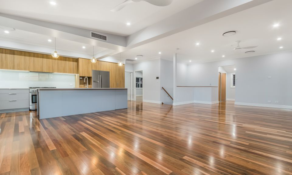 Norman Park Project 3 - Kitchen and Dining