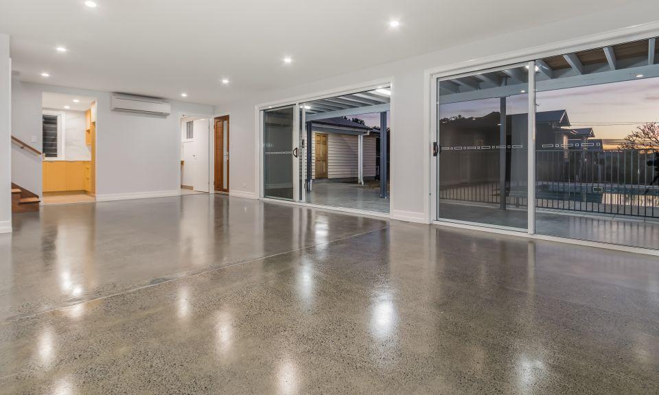 Norman Park Project 3 - LF polished concrete
